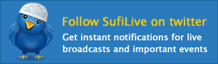 Follow SufiLive on twitter