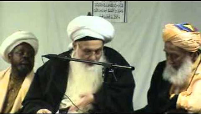 Story: How Shaykh Hisham kissed the threshold of Prophet Muhammad (saw)