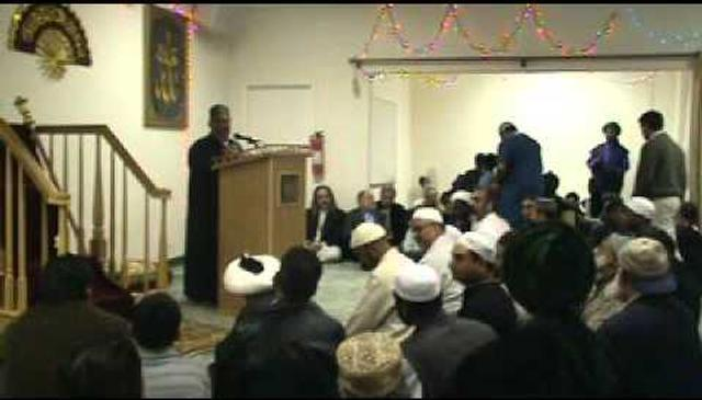Mawlid and Suhbat at the International Institute of Tolerance in Carson, California: Prophet (saw) is Greater than what we can imagine