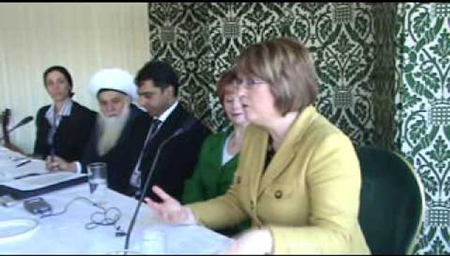 Annual UK House of Commons Milad Celebration: The Speech Rt Hon Jacky Smith UK Home Secretary clg.