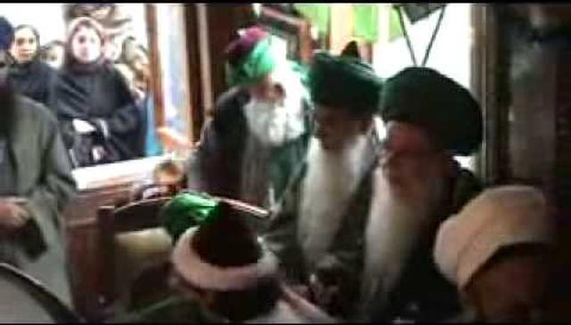 Hadrah in Lefke with Mawlana Shaykh Nazim and His Two Deputies, Shaykh Hisham and Shaykh Adnan