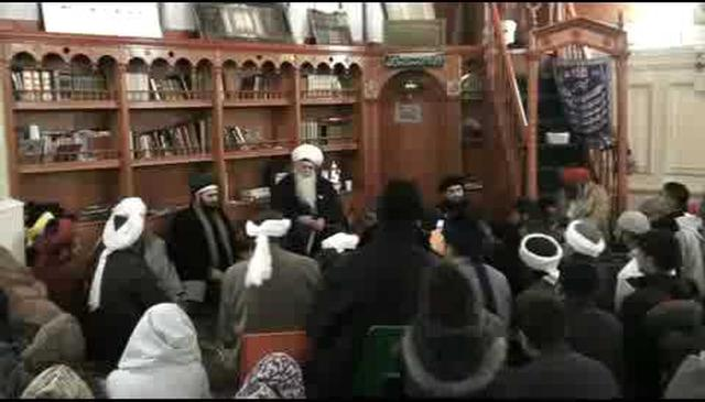 Khatm in Peckham Mosque