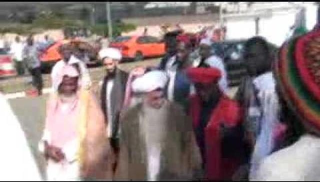 Shaykh Hisham Received by Scholar and Lovers