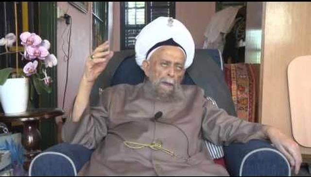 "The Worst Characteristic Is to Say, ""I Am Here"""