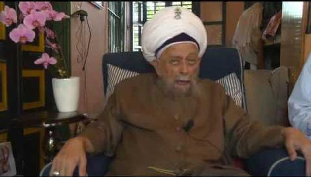 What Is the Qutb al-Mutassarif?