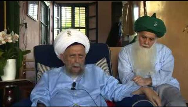 O Prophet! Let Your Sandals Honor My Throne!