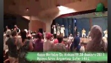 Mawlana Shaykh Hisham's Birthday Celebration in Argentina