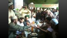 Lunch with Mawlana in Argentina