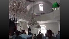 Whirling after Jum`a Prayer with Sultan ul-Awliya