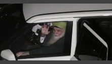 Mawlana Shaykh Hisham's Departure from London