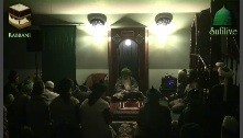 Tahajjud and Fajr Prayers with Mawlana Shaykh Hisham