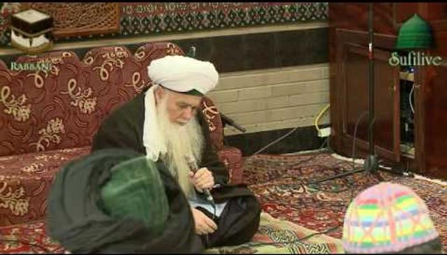 Special Session of Naqshbandi Silent Dhikr