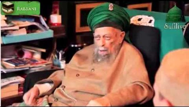 The Dream of GrandShaykh Abdullah Fa'iz ad-Daghestani (q)