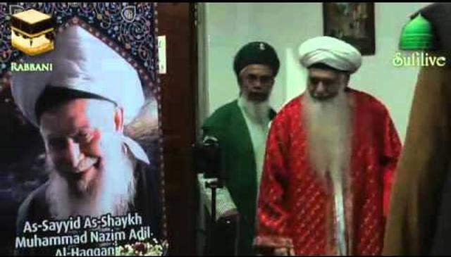 Qasidas Welcoming Mawlana Shaykh Hisham to Singapore