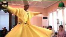 Qasidas and Whirling at the Private Residence of the Minister of Indonesia