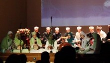 Az-Zahra Ensemble Performance at Mawlid An-Nabi (saw) in Chicago