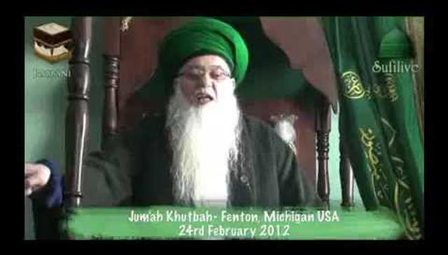 Listen and Judge for Yourself How Much Patience Mawlana Shaykh Has
