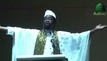 "Shaykh Ahmed Tijani's Closing Qasidas for ""Even Though We've Never Met..."" SimplyIslam Event"
