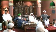 Du`a by Shaykh Mustafa and Closing Words by Habib Shaykh Abdul Qodir Assegaf