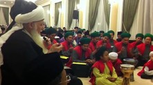 Closing Dua after 40th Day Tahlil for HRH Raja Ashman Shah