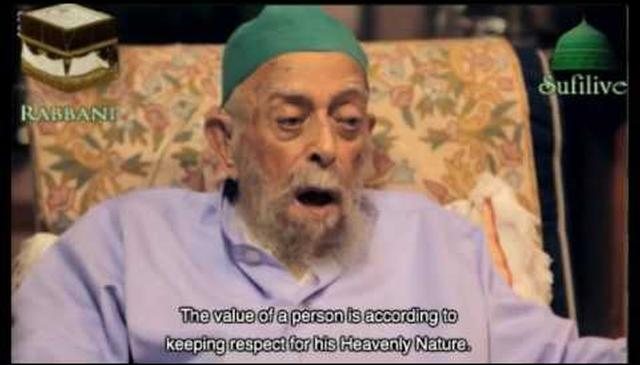Mawlana Explains the Meaning of Namoos (Allah's Heavenly Law Entrusted to Man)