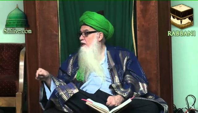 1st Principle in Naqshbandi Way: Lower Yourself