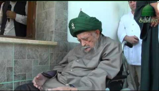 Mawlana Praying Jumaa