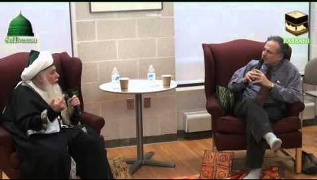 A Yale University Interfaith Discussion Between a Sufi Shaykh and a Jewish Rabbi