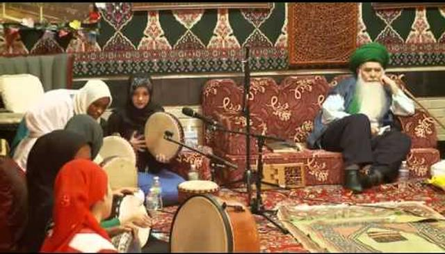Sallawat and Nasheed by Zahra Ensemble and Ali Elsayed