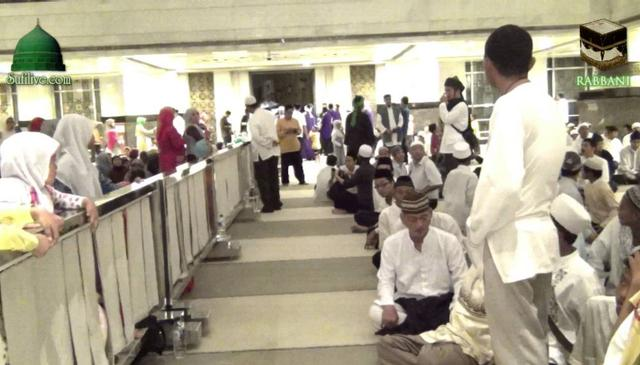 Bank of Indonesia- Nasheed and Welcoming Shaykh Hisham Kabbani in Jakarta
