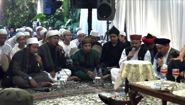 Quran Recitation, Nasheed and Hadrah in Jakarta Indonesia with Mawlana Shaykh Hisham Kabbani