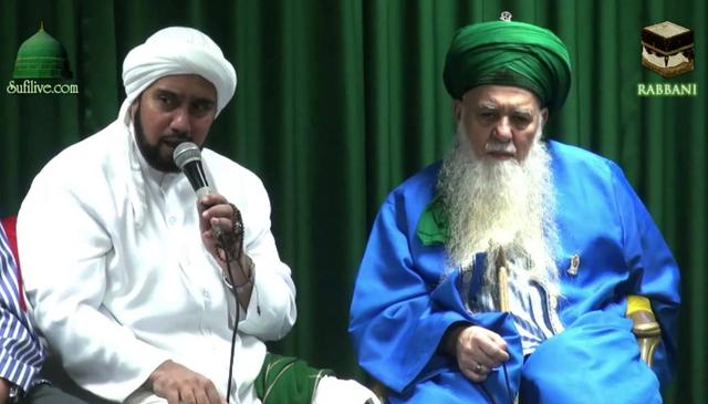 Habib Shaykh and His Group Perform Sallawat in the Presence of Shaykh Hisham Kabbani