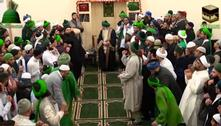 Hadrah in Nelson on the Night of Bara'a