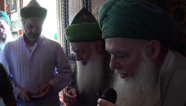 The Baya'at is to Mawlana Shaykh Nazim (q) Only