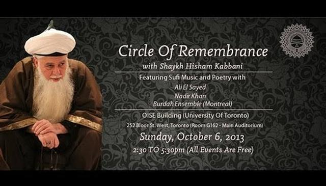 The Importance of Attending Circles of God's Remembrance