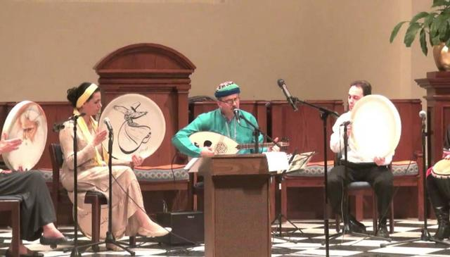 Celebrating Sufi Spirituality in Manhattan