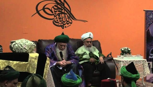 Salawat and Khatm Khawajagan in Singapore Zawiyah