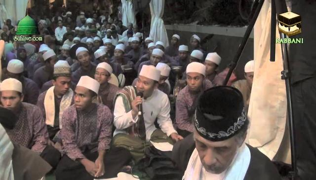 Quran and Hadrah in Jakarta