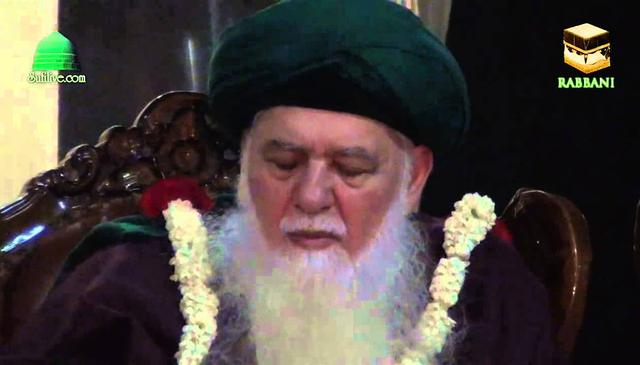Qasida and Salawat with Habib Alwi and Shaykh Hisham Kabbani