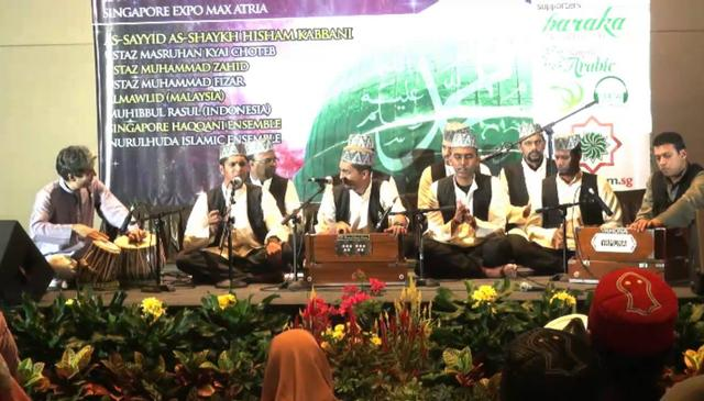 Singapore Grand Mawlid and Suhbah: The Intercession of Sayyidina Muhammad (pbuh)