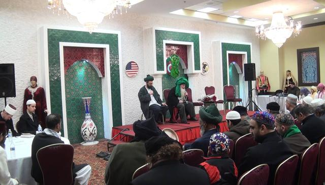 Dhikr with Bosnian Community in Chicago