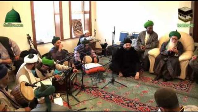 Qawwali, Nasheed and Naat at the Feltham Dergah