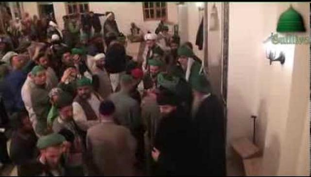 Laylat ul Raghaib Celebration in the Mosque of Hajja Amina