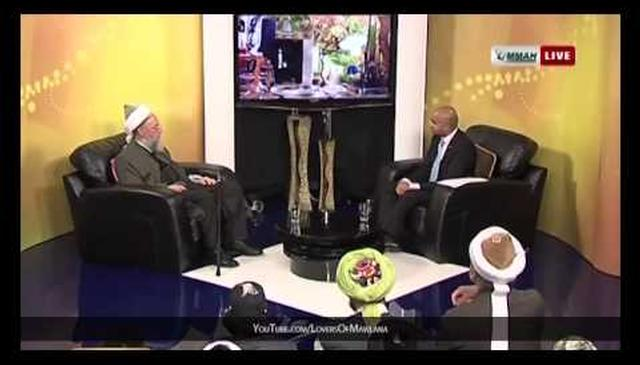 Excerpt From Mawlana Shaykh Mehmet's Views about Mawlana Shaykh Hisham