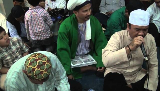 Qasida by Keda and Quran Recitation by Quadrovox