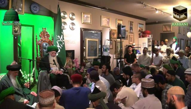 Mawlid, Dhikr and Ziyarah at the Rumi Cafe Naqshbandi Nazimiyah Dergah