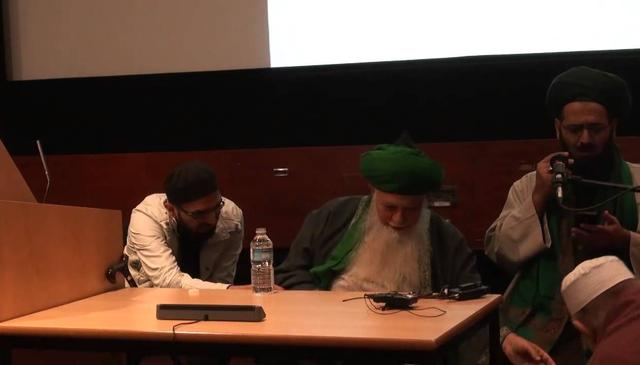 Nasheed in Reading with Mawlana Shaykh Hisham