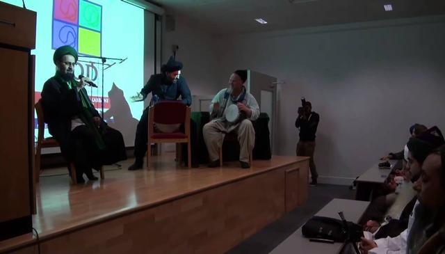 Nasheed by Ali Elsayed at the University of London