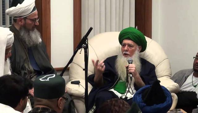 The Secret of the Naqshbandi Tariqah is in the Hands of Shah Mardan