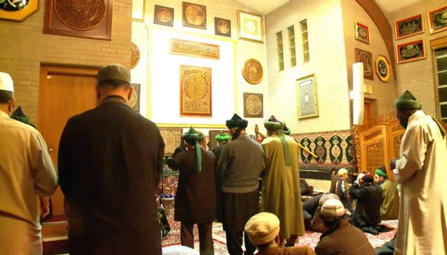 Ashura Night Commemoration with Ziyarah to Holy Relics